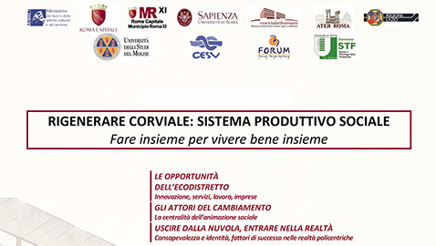Segna la data: Forum Corviale