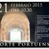 #FortePortuense: apertura al pubblico