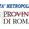 Contro le mafie far nascere bene, ora, Roma Capitale Metropolitana