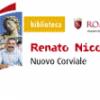 #Bibliocorviale: appuntamenti e biblioteca dei piccoli