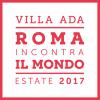 #Villa Ada incontra il mondo anche questa estate