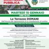 """Corviale Domani a """"Le Terrazze Domani"""""""