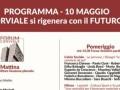 Programma del Forum di Corviale del 10-11 maggio 2019
