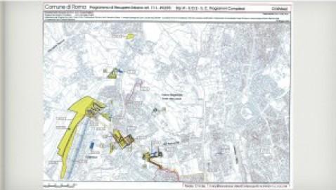 Stato di attuazione del Programma di Recupero Urbano di Corviale
