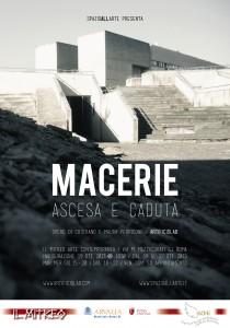 poster macerie