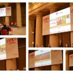 presentazione associazioni nella Sala del Tempio di Adriano