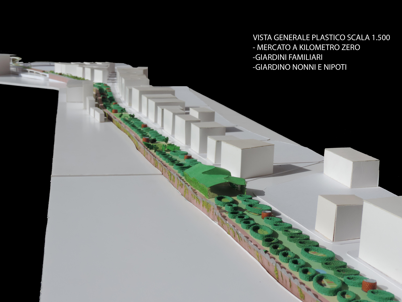 Ecco la tangenziale verde giardini vigneti mercati e for Progetto verde