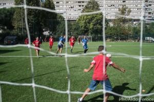 il calcio è sociale