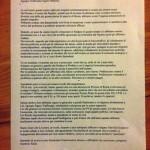 Lettera aperta agli spacciatori e alla mafia