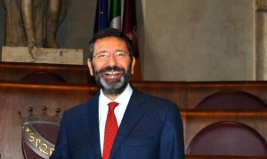 Ignazio Marino  (anni 59) sindaco di Roma