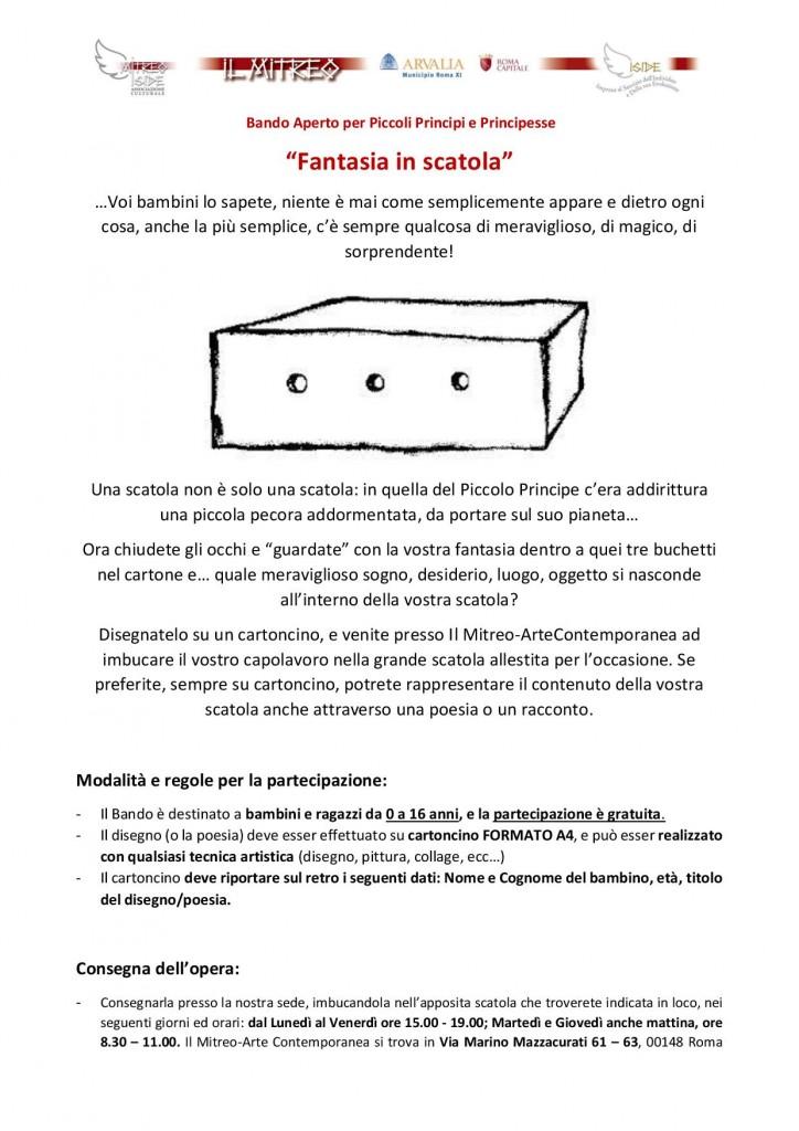 Bando per Piccoli Artisti - Fantasia in scatola-page-001