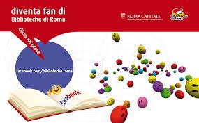 salviamo biblioteche di roma