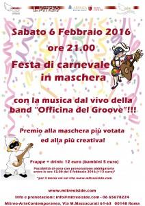 festa carnevale 2016