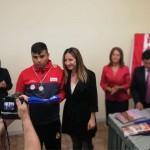 Cerimonia dei ragazzi peruviani durante Dreamworldcup 2018 di Roma