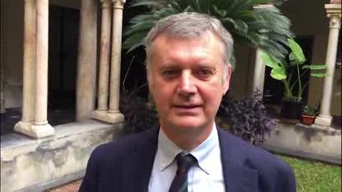 Architetto Diego Zoppi Consigliere nazionale CNAPPC, coordinatore Dipartimento politiche urbane e territoriali